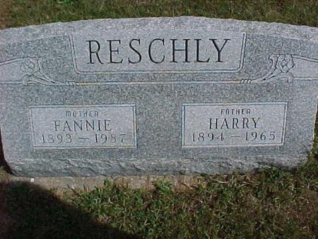 RESCHLY, HARRY - Henry County, Iowa | HARRY RESCHLY