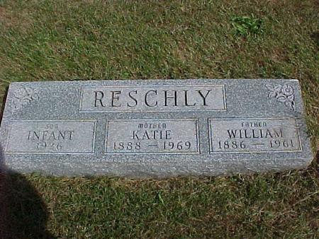 RESCHLY, WILLIAM - Henry County, Iowa | WILLIAM RESCHLY