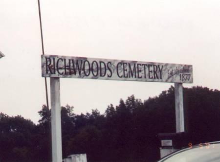 RICHWOODS, CEMETERY - Henry County, Iowa | CEMETERY RICHWOODS