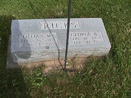 RICKS, LILLIAN - Henry County, Iowa | LILLIAN RICKS