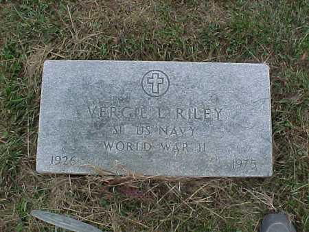 RILEY, VERGIE L. - Henry County, Iowa | VERGIE L. RILEY