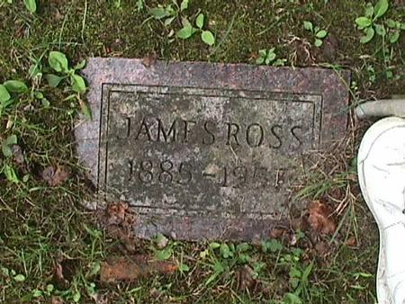 ROSS, JAMES - Henry County, Iowa   JAMES ROSS