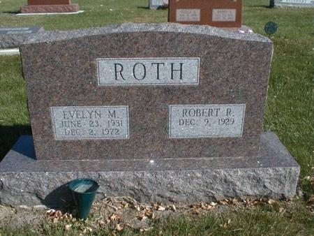 ROTH, EVELYN MAE - Henry County, Iowa | EVELYN MAE ROTH