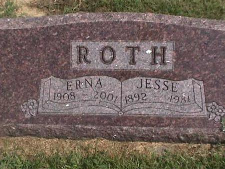 ROTH, ERNA - Henry County, Iowa | ERNA ROTH