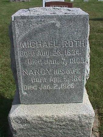 ROTH, NANCY - Henry County, Iowa | NANCY ROTH