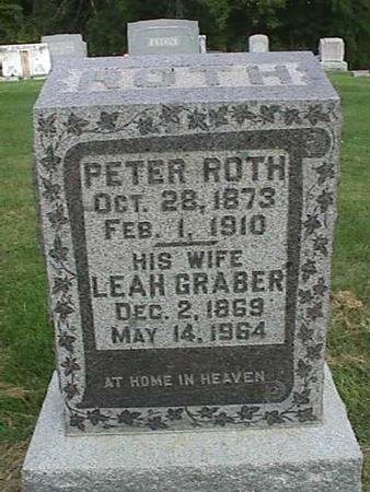 ROTH, PETER - Henry County, Iowa | PETER ROTH