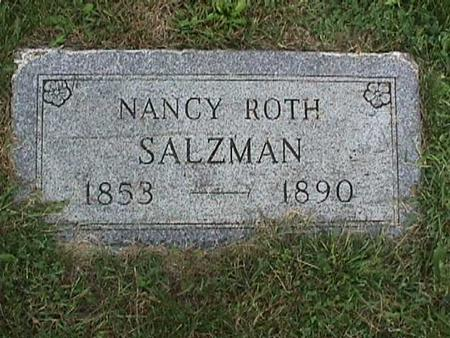 ROTH SALZMAN, NANCY - Henry County, Iowa | NANCY ROTH SALZMAN