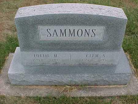 SAMMONS, CLEM - Henry County, Iowa | CLEM SAMMONS