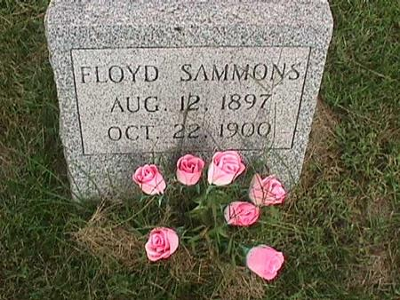 SAMMONS, FLOYD - Henry County, Iowa | FLOYD SAMMONS