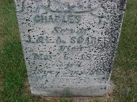 SCARFF, CHARLES - Henry County, Iowa   CHARLES SCARFF