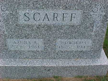 SCARFF, EDWARD - Henry County, Iowa | EDWARD SCARFF