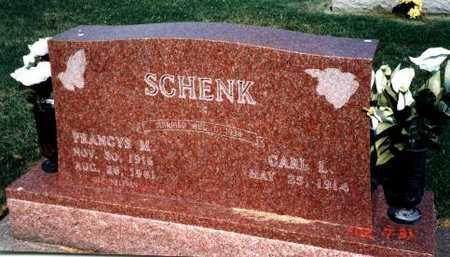 SCHENK, FRANCYS M. - Henry County, Iowa | FRANCYS M. SCHENK