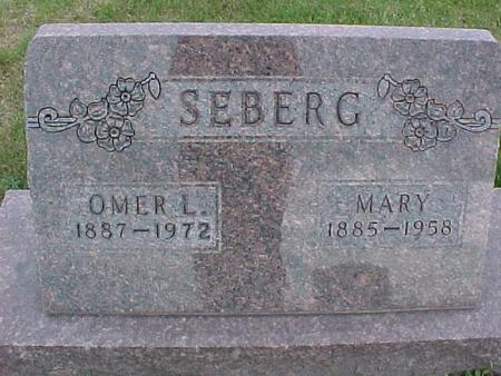 SEBERG, MARY - Henry County, Iowa | MARY SEBERG