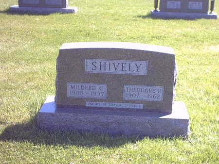SHIVELY, MILDRED G. - Henry County, Iowa | MILDRED G. SHIVELY
