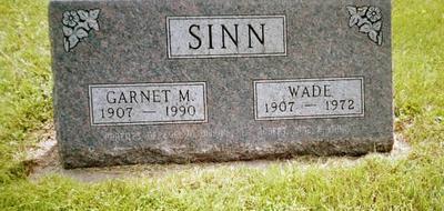 SINN, WADE - Henry County, Iowa | WADE SINN