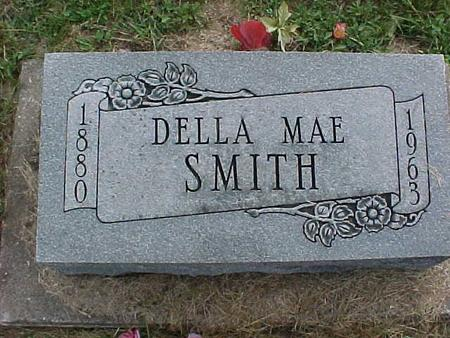 SMITH, DELLA MAE - Henry County, Iowa | DELLA MAE SMITH