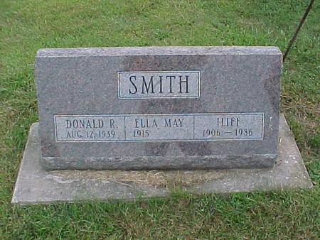 SMITH, ELLA MAY - Henry County, Iowa | ELLA MAY SMITH