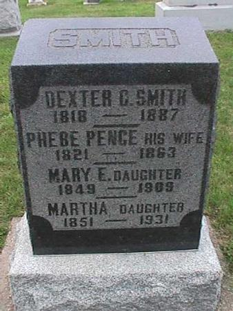 SMITH, PHEBE - Henry County, Iowa | PHEBE SMITH