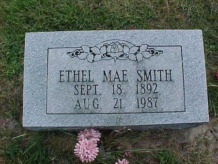 SMITH, ETHEL MAE - Henry County, Iowa | ETHEL MAE SMITH