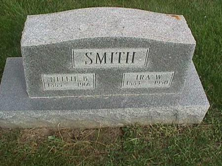 SMITH, NELLIE B - Henry County, Iowa | NELLIE B SMITH