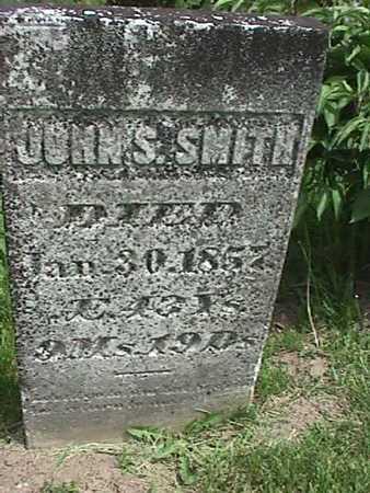 SMITH, JOHN S. - Henry County, Iowa | JOHN S. SMITH