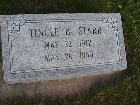 STARR, TINCLE - Henry County, Iowa | TINCLE STARR