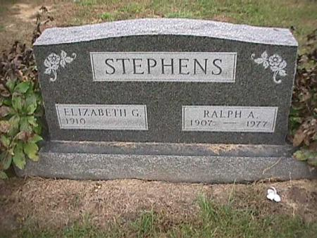 STEPHENS, RALPH - Henry County, Iowa | RALPH STEPHENS
