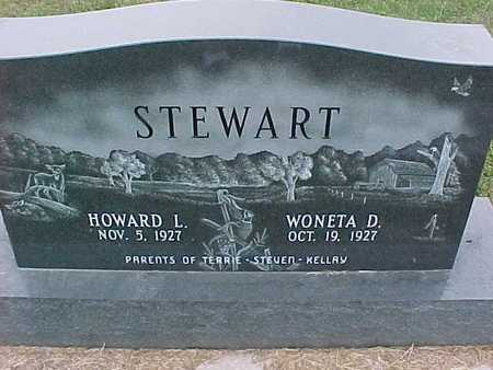 STEWART, HOWARD - Henry County, Iowa | HOWARD STEWART