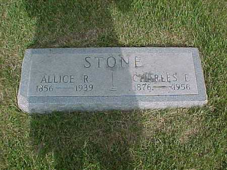 STONE, ALLICE - Henry County, Iowa | ALLICE STONE
