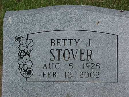 STOVER, BETTY J. - Henry County, Iowa | BETTY J. STOVER