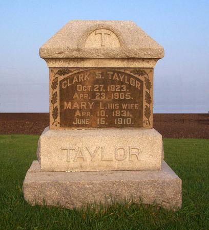 TAYLOR, MARY L - Henry County, Iowa | MARY L TAYLOR
