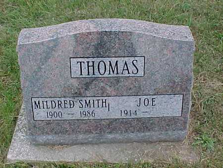 THOMAS, MILDRED - Henry County, Iowa | MILDRED THOMAS