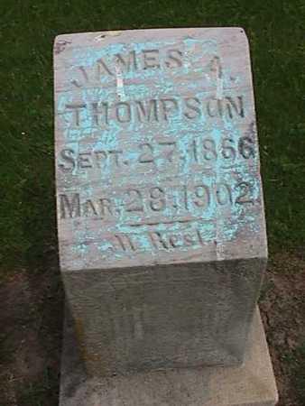THOMPSON, JAMES A - Henry County, Iowa | JAMES A THOMPSON