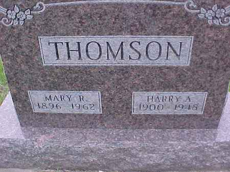 THOMSON, HARRY - Henry County, Iowa | HARRY THOMSON