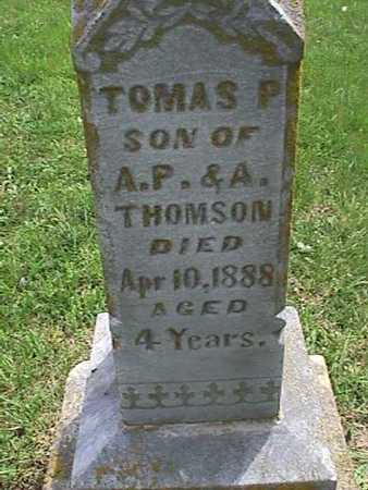 THOMSON, TOMAS P. - Henry County, Iowa | TOMAS P. THOMSON