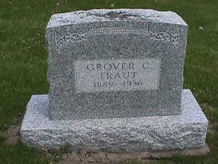 TRAUT, GROVER C. - Henry County, Iowa | GROVER C. TRAUT