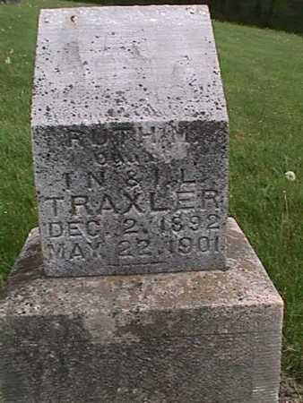 TRAXLER, RUTH - Henry County, Iowa | RUTH TRAXLER