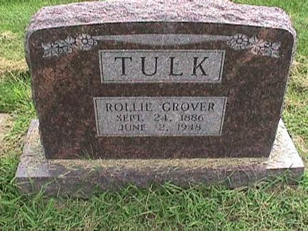TULK, ROLLIE GROVER - Henry County, Iowa | ROLLIE GROVER TULK