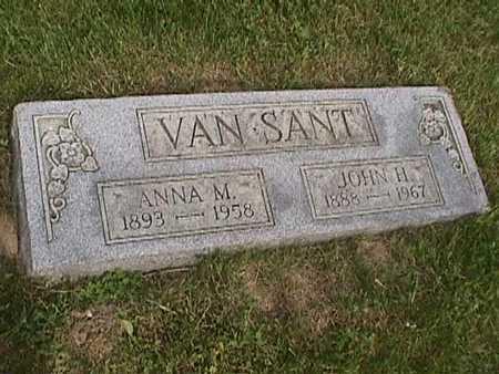 VAN SANT, JOHN - Henry County, Iowa | JOHN VAN SANT