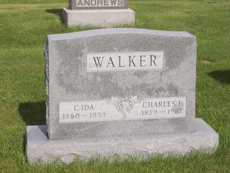 WALKER, CHARLES E. - Henry County, Iowa | CHARLES E. WALKER
