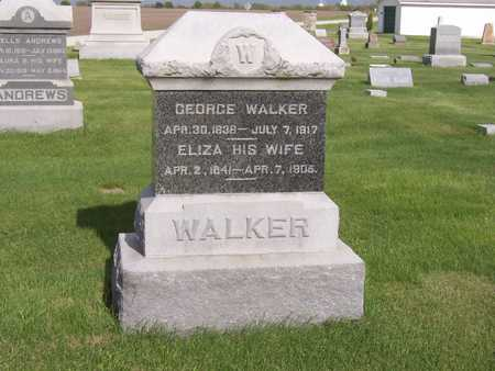 WALKER, GEORGE - Henry County, Iowa | GEORGE WALKER
