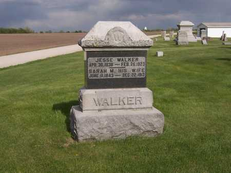 WALKER, JESSE - Henry County, Iowa | JESSE WALKER