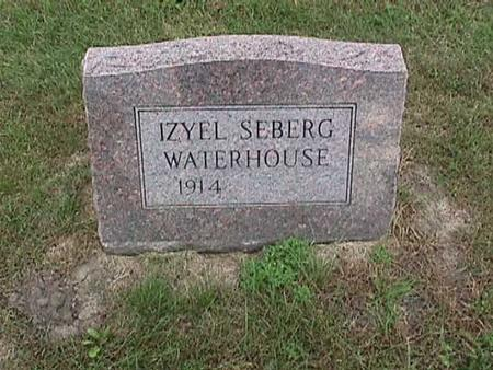 SEBERG WATERHOUSE, IZYEL - Henry County, Iowa | IZYEL SEBERG WATERHOUSE