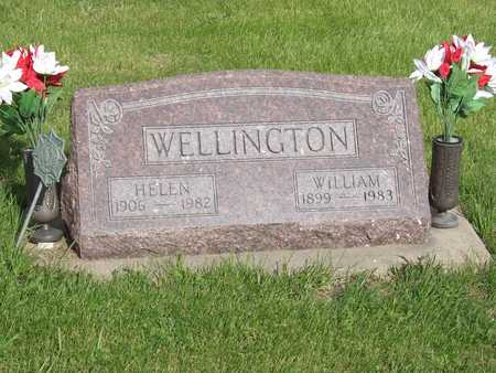WELLINGTON, WILLIAM - Henry County, Iowa | WILLIAM WELLINGTON