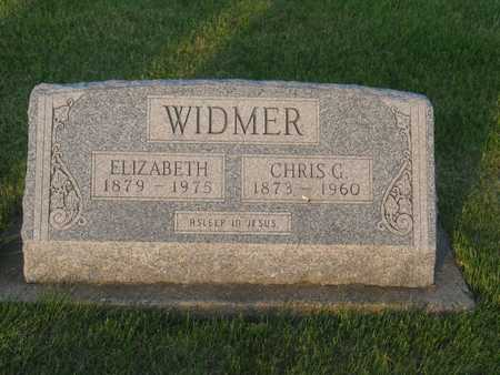 WIDMER, CHRIS G - Henry County, Iowa | CHRIS G WIDMER