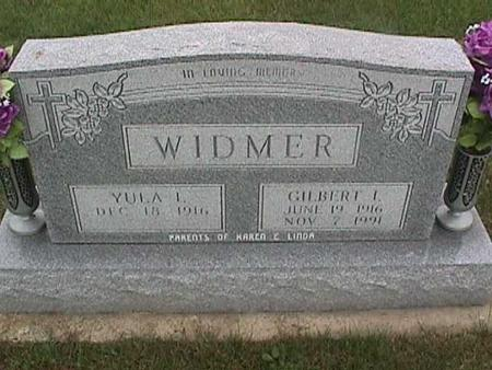 WIDMER, YULA - Henry County, Iowa | YULA WIDMER