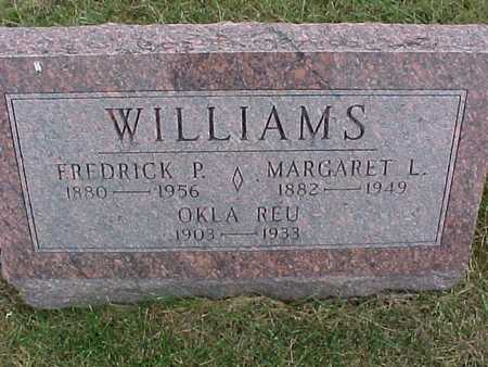WILLIAMS, MARGARET - Henry County, Iowa | MARGARET WILLIAMS