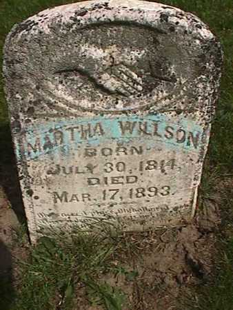 WILLSON, MARTHA - Henry County, Iowa | MARTHA WILLSON