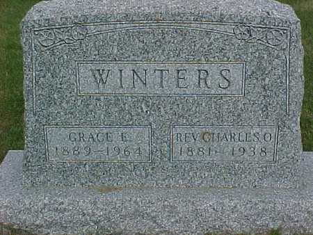 WINTERS, REV. CHARLES - Henry County, Iowa | REV. CHARLES WINTERS
