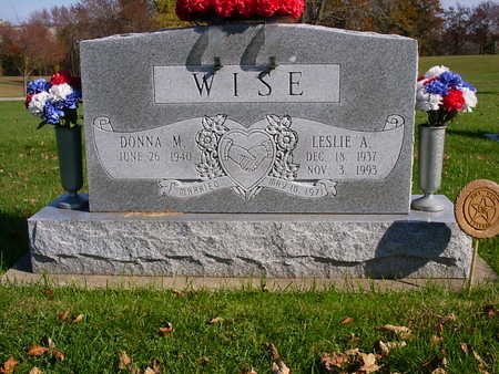WISE, LESLIE A. - Henry County, Iowa | LESLIE A. WISE